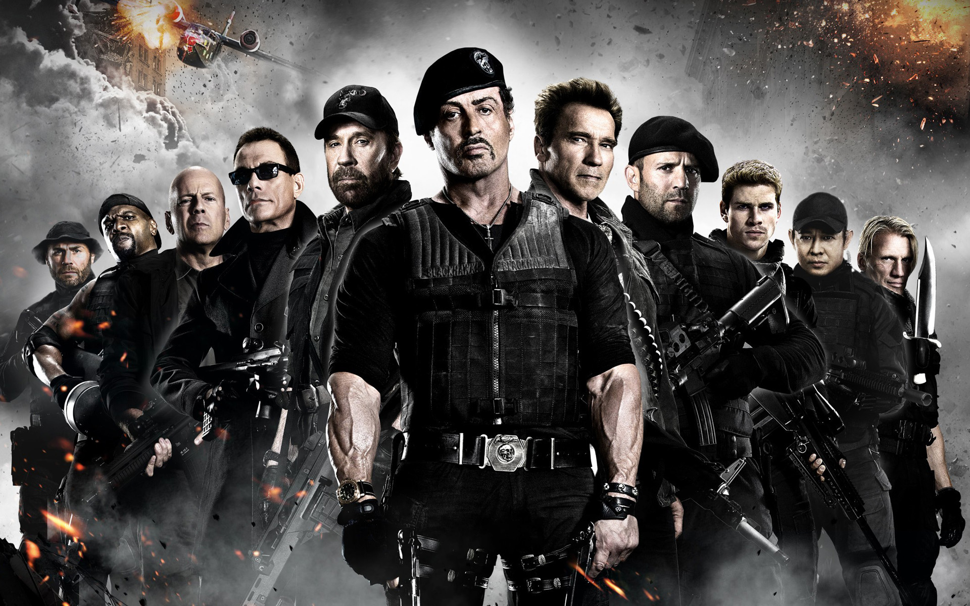 The Expendables II