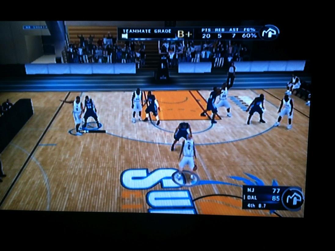 NBA 2K12 – Ep.7