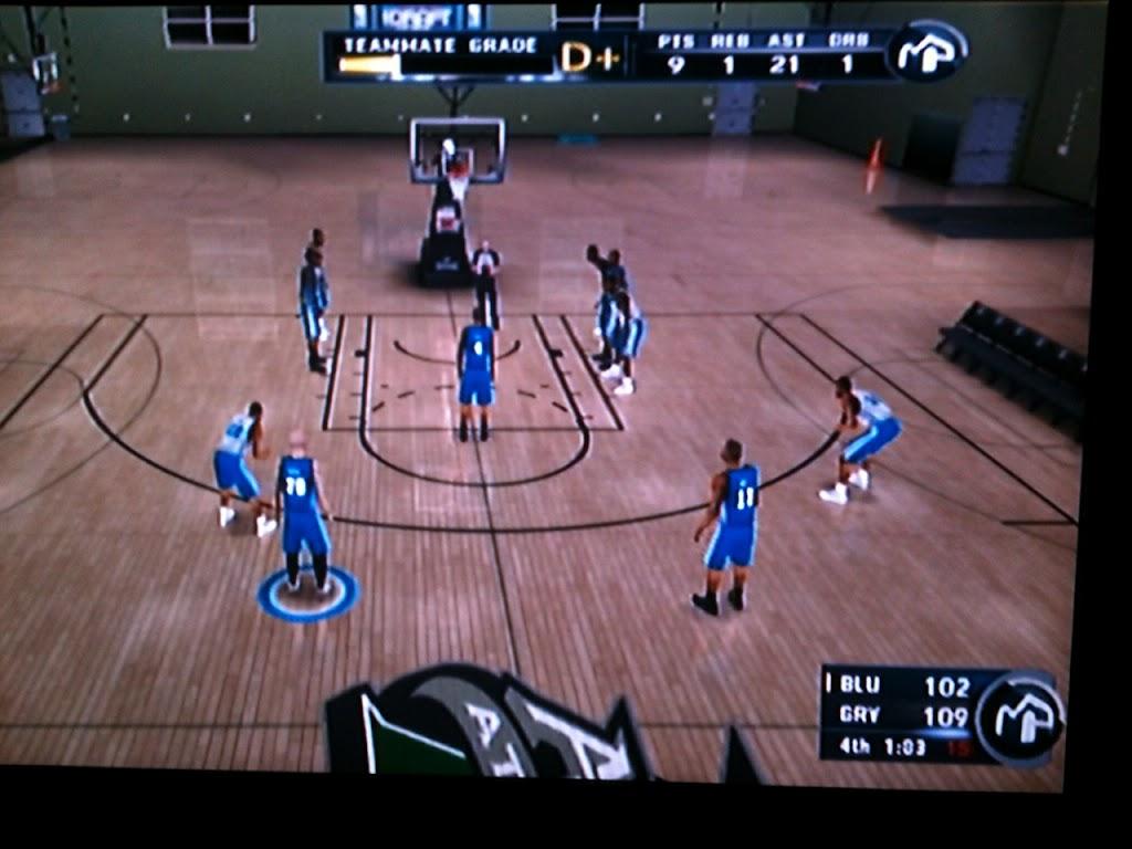 NBA 2K12 – Ep.1