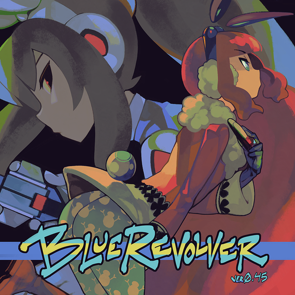 Blue Revolver Ep.1