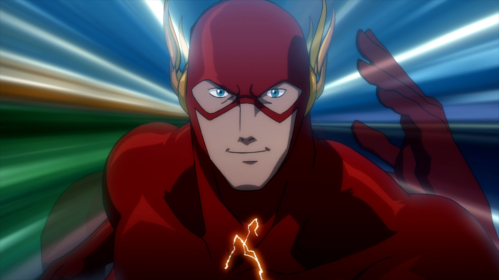 JL – Flashpoint Paradox