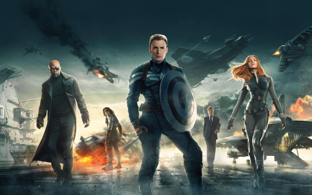 Capitão America – The Winter Soldier