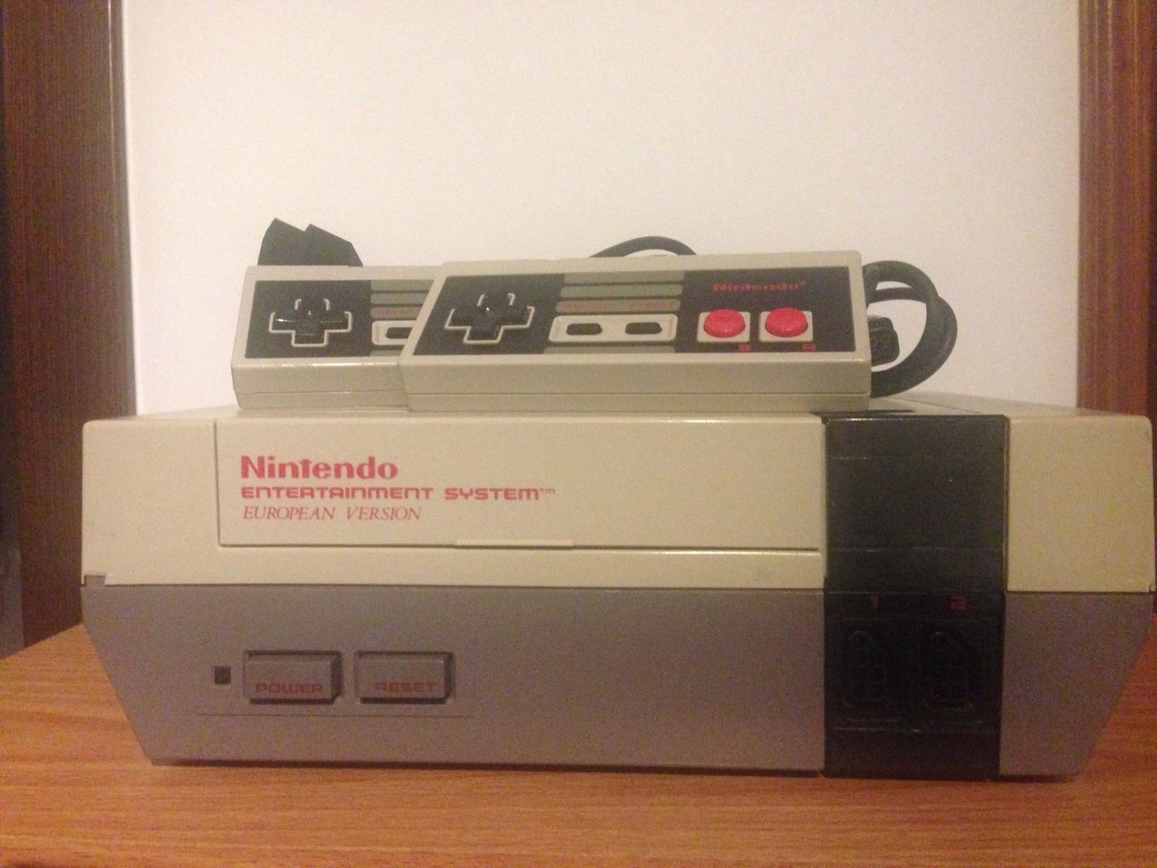 Os meus jogos da NES