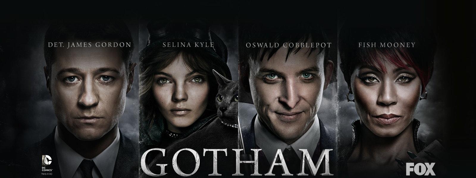 Gotham T.1