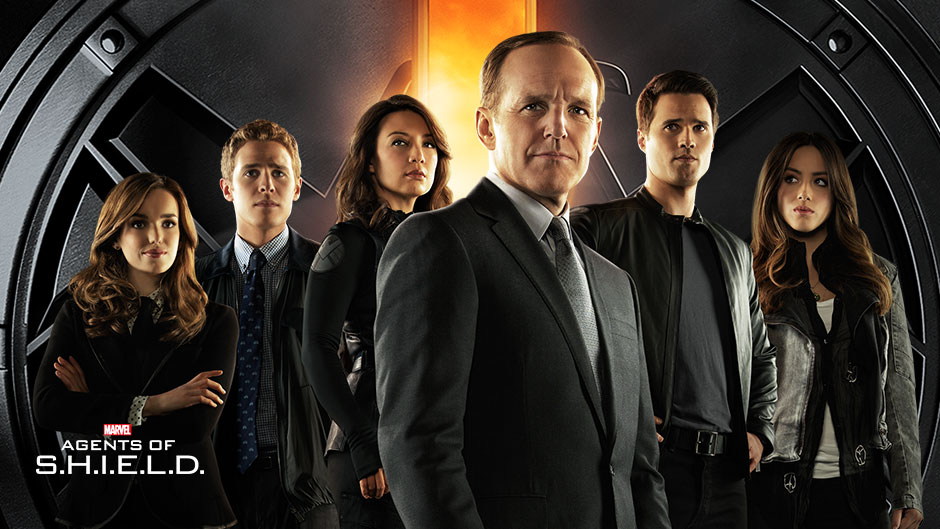 Agents of Shield T.1
