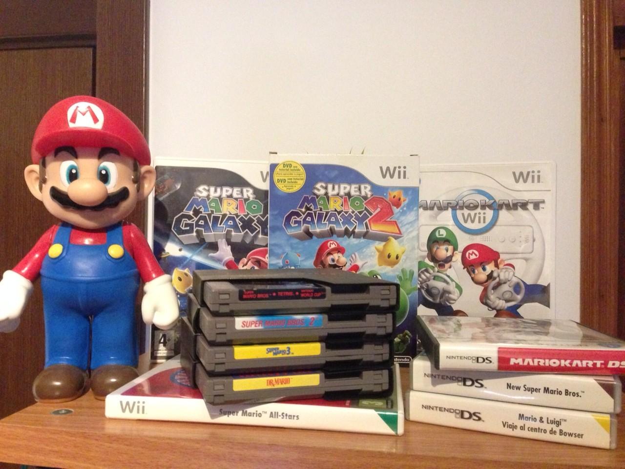 It´s a Meee… Mario!